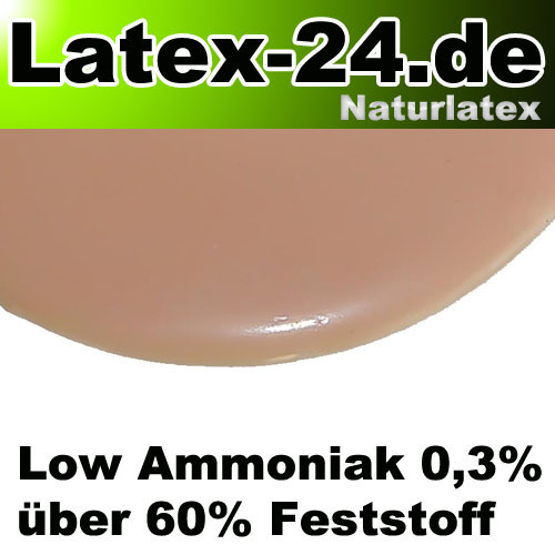 Flüssiglatex Latexmilch Latex Hautfarbe Low Ammoniak 100ml