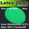 Latexmilch Glow Blau Low Ammoniak
