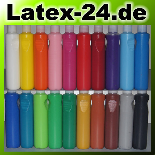 Latex Färber 1 Liter