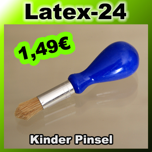Ballon Pinsel Kinder Pinsel