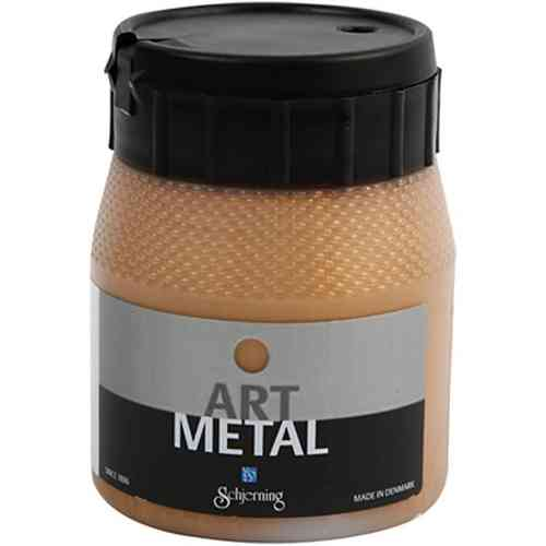 Art Metal Dunkelgold 250ml
