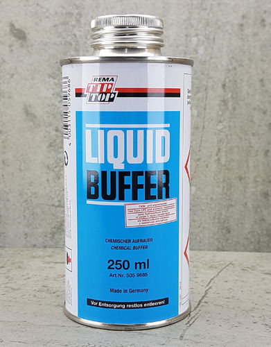 LIQUID BUFFER CKW-FREI 250ml Latex Klebestellen Reiniger